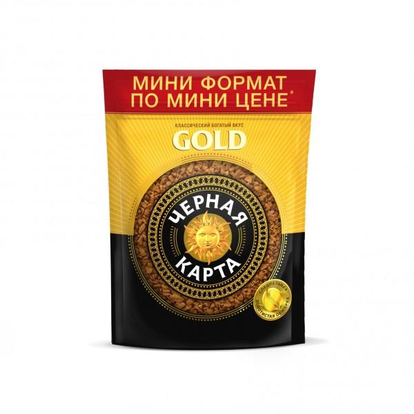 Кофе Черная Карта GOLD, 36 г. Зип пакет.