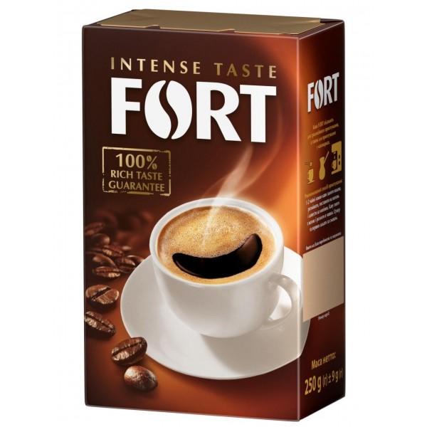 Кофе Fort, молотый, 250г.