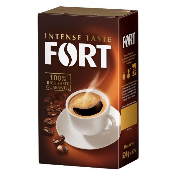 Кофе Fort, молотый, 500г.