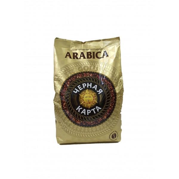 Кофе в зернах Черная Карта GOLD, 1 кг.