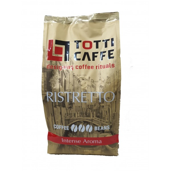 Кофе в зернах TOTTI CAFFE Ristretto, 1 кг.