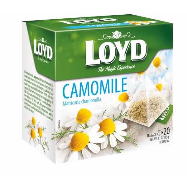 Чай Loyd Ромашка.