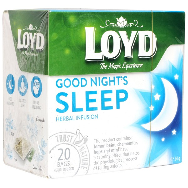 Чай Loyd Goodnight Sleep.
