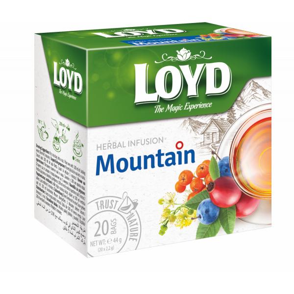 Чай Loyd Горные Травы.