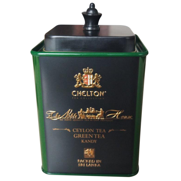 """Благородный дом 100 гр зеленый крупнолистовой чай """"Green"""""""