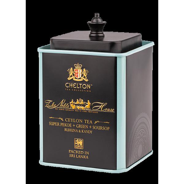 "Благородный дом 100 гр. зеленый крупнолистовой чай (молочный улун) ""Chinese Tea Milk Oolong"""