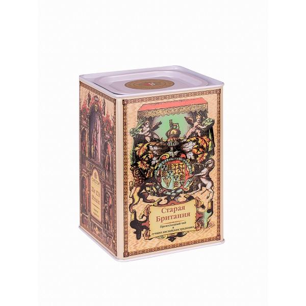 Английский Королевский Чай (ОР крупный лист) 120г. Жестяная банка