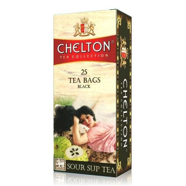 Английский Зеленый чай 25пак. Соусеп.