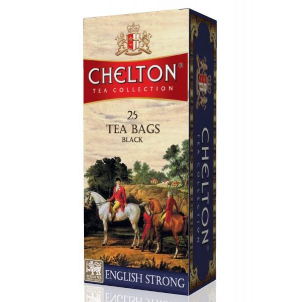 Английский черный чай «Элит», 25 пак.